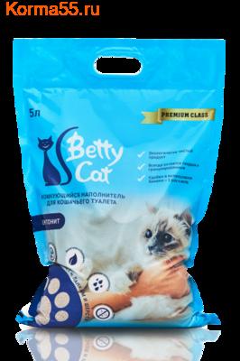 Наполнитель Betty Cat
