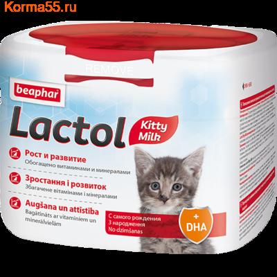 Молочная смесь Beaphar Lactol Kitty Milk (фото)