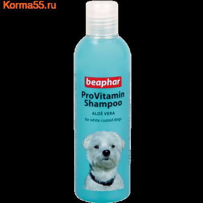 Шампунь Beaphar ProVitamin Shampoo для собак светлых окрасов