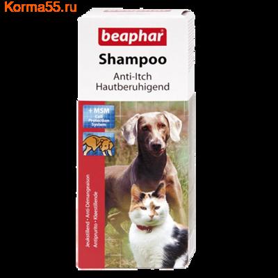 Шампунь Beaphar Shampoo Anti-Itch от зуда
