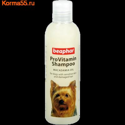 Шампунь Beaphar ProVitamin Shampoo Macadamia Oil для чувствительной кожи собак