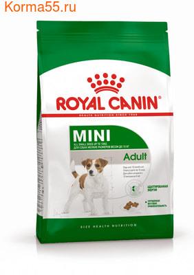 Сухой корм Royal canin MINI ADULT (фото)