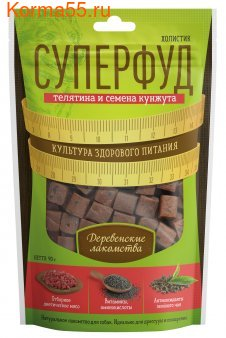 Деревенские лакомства: СУПЕРФУД. Телятина и семена кунжута (фото)