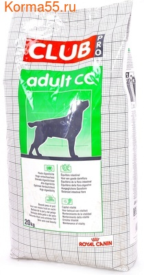 Сухой корм Royal Canin Club Adult CC