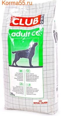 Сухой корм Royal Canin Club Adult CC