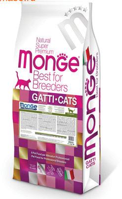 Сухой корм Monge Cat Speciality Sensitive (курица) (фото)