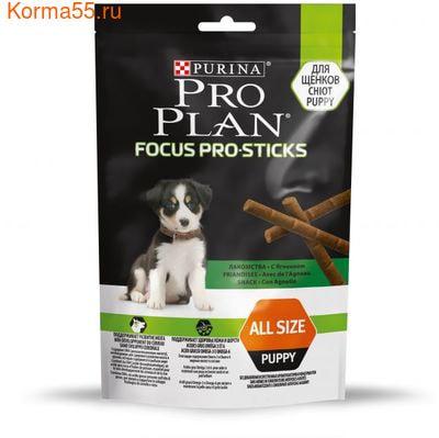 Лакомство  PRO PLAN Focus PRO Sticks для щенков