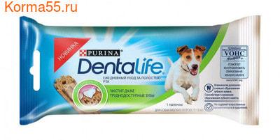 Pro Plan Dentalife Single для мелких пород