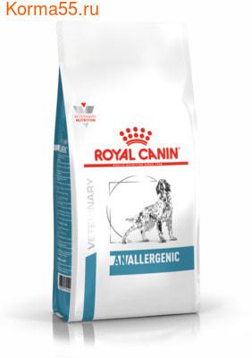 Сухой корм Royal canin ANALLERGENIC AN 18 CANINE (фото)