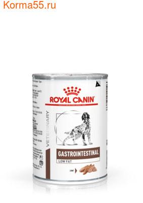 Влажный корм GASTROINTESTINAL LOW FAT CANINE банка (фото)