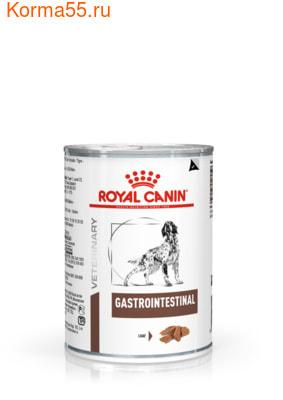 Влажный корм GASTRO INTESTI0NAL CANINE банка (фото)