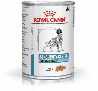 Влажный корм SENSITIVITY CONTROL CANINE DUCK & RICE банка (фото)