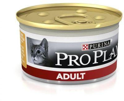Влажный корм Pro Plan Adult, курица (фото)