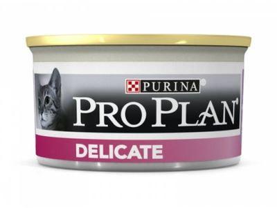 Влажный корм Pro Plan с чувствительным пищеварением
