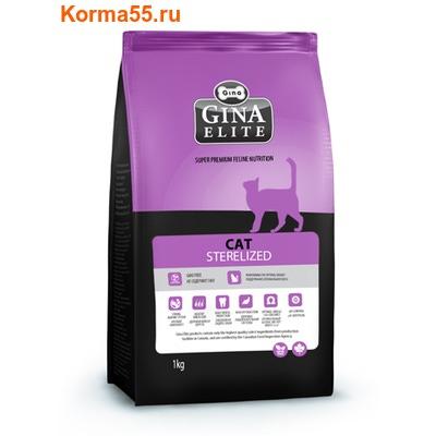 Сухой корм Gina Elite Sterilized Cat (Канада)