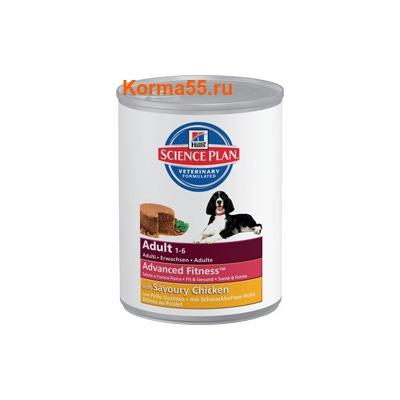 Влажный корм HSP Canine Adult Savoury Chicken (курица)