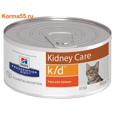 Консерва Hill's Prescription Diet k/d Kidney Care Feline