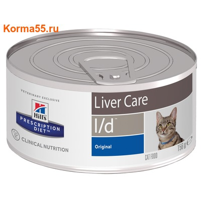 Консерва Hill's Prescription Diet l/d Liver Care Feline