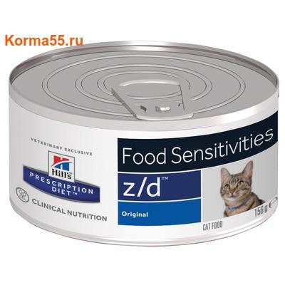 Консерва Hill's Prescription Diet z/d Food Sensitivities Feline