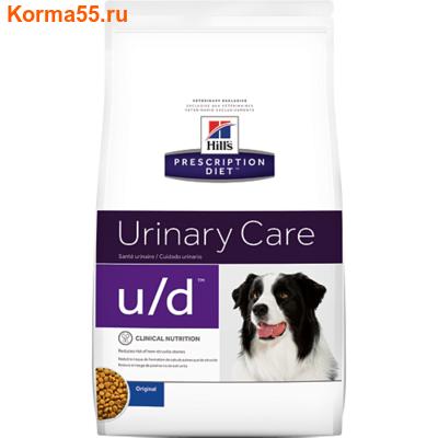 Сухой корм Hill's Prescription Diet u/d Urinary Care Canine