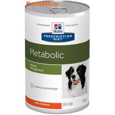 Влажный корм Hill's Prescription Diet Metabolic Weight Management Canine