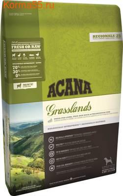 Сухой корм ACANA GRASSLANDS for dogs