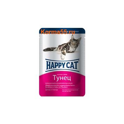 Влажный корм Happy Cat Тунец