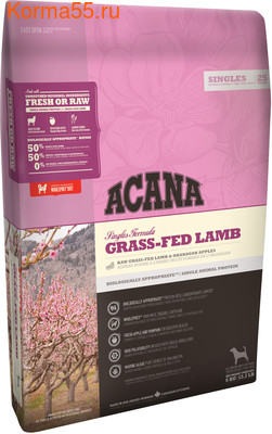 ACANA GRASS-FED LAMB