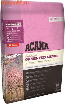 Сухой корм ACANA GRASS-FED LAMB