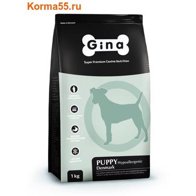 Сухой корм Gina Puppy Hypoallergenic Denmark