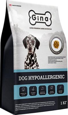 Сухой корм Gina Dog Hypoallergenic Denmark