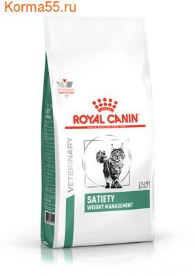 Сухой корм Royal canin SATIETY WEIGHT MANAGEMENT SAT 34 FELINE (фото)