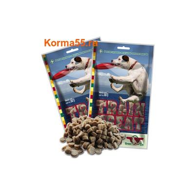Лак-во Г/К д/собак Дрессура №1 (утка и тунец) (фото)