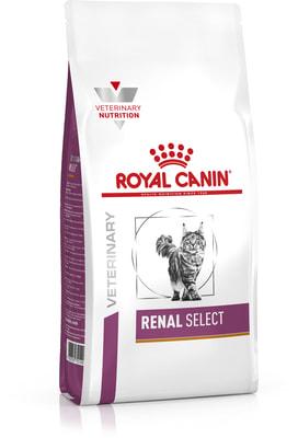 Сухой корм Royal canin RENAL SELECT FELINE (фото)