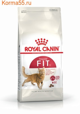Сухой корм Royal canin FIT (фото)