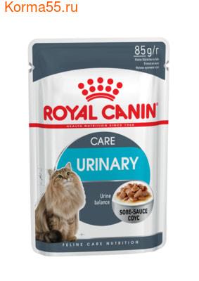 Влажный корм Royal canin URINARY CARE (В СОУСЕ) (фото)