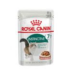 Влажный корм Royal canin INSTINCTIVE +7(в соусе)