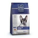 Gina Elite Grain Free Adult Cat Salmon (Великобритания)