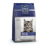 Gina Elite Adult Cat Duck&Rice (Великобритания)