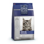 Gina Elite Adult Cat Duck&Rice (Великобритания)