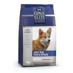 Gina Elite Adult Dog Duck & Potato (Великобритания)