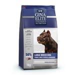 Gina Elite Grain Free Large Dog Turkey, Sweet Potato, Cranberry (Великобритания)