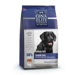 Gina Elite Grain Free Senior Dog Trout, Salmon, Sweet Potato, Asparagus (Великобритания)