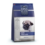 Gina Elite Puppy Turkey & Rice (Великобритания)