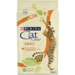 Сухой корм Cat Chow для взр. кошек, домашняя птица