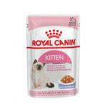 Влажный корм Royal canin KITTEN INSTINCTIVE (В ЖЕЛЕ)