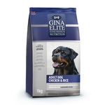 Gina Elite Adult Dog Chicken & Rice (Великобритания)