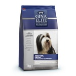 Gina Elite Dog Lamb & Rice with Verm-X (Великобритания)