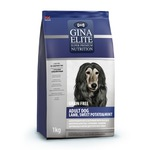Gina Elite Grain Free Adult Dog Lamb, Sweet Potato & Mint (Великобритания)