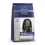 Gina Elite Grain Free Adult Dog Lamb, Sweet Potato & Mint (Великобритания)